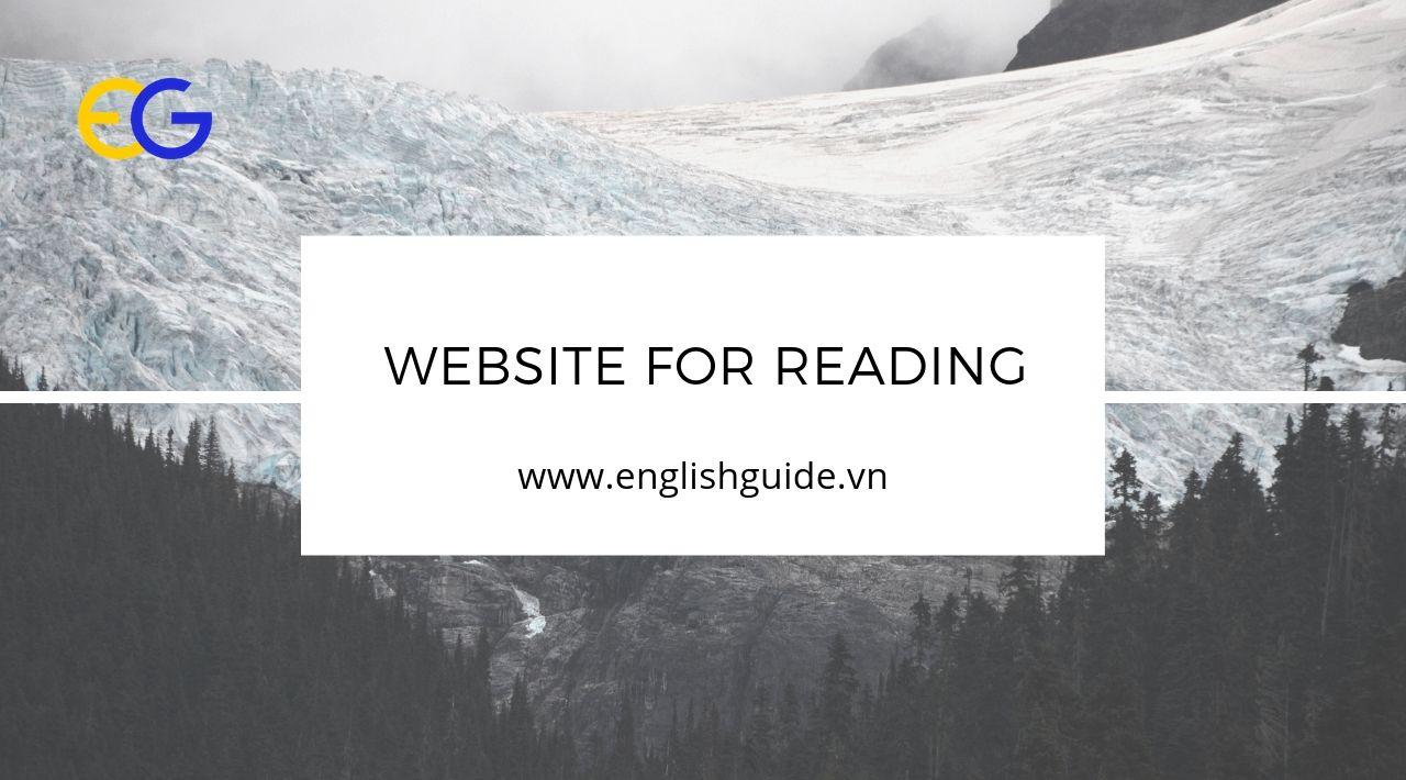 Website nâng cao kỹ năng Reading cho bạn
