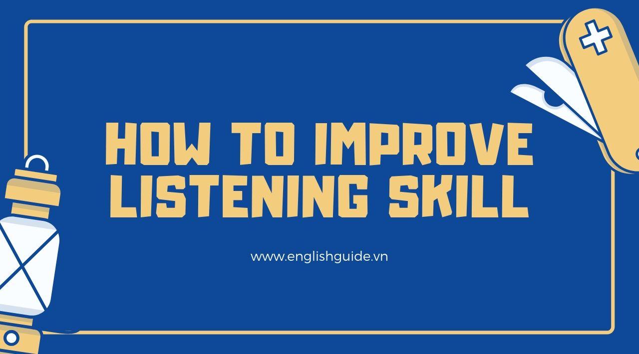 Cải thiện Listening Ielts qua 4 bước