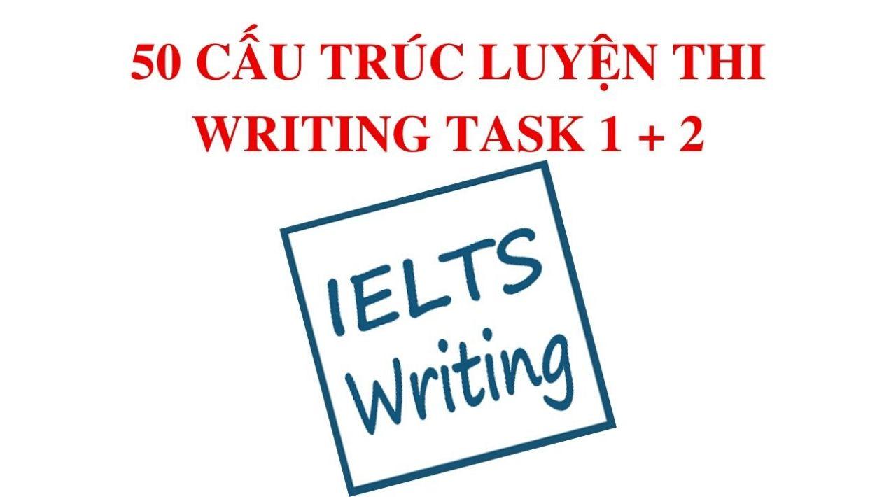 Luyện thi ielts writing task 1 - 2