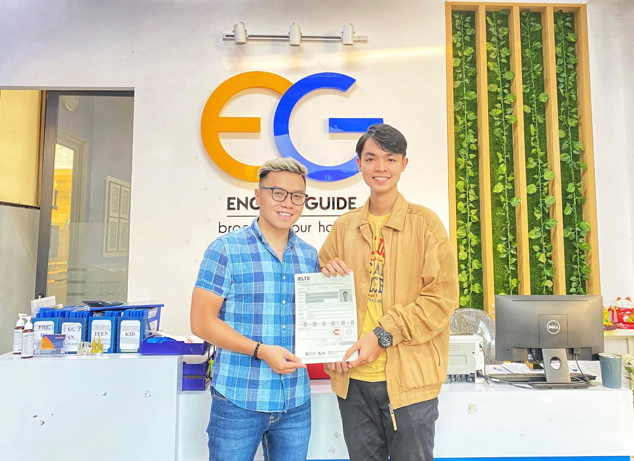 Học viên Phạm Vĩnh Khôi – 6.0 IELTS